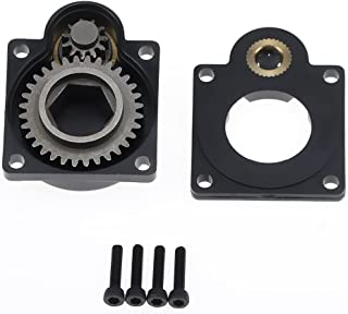 1/8 Rc Model Car Electric Power Starter Backplate Roto E-Start Drill Plate 11012 for SH (for 15-21 Size Nitro Engine)