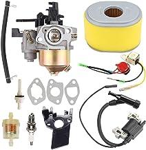 Highmoor GX200 GX160 Carburetor for Honda GX140 GX 140 GX 160 GX168 GX 168 GX 200 5HP 5.5HP 6.5HP Engine Parts Replaces 16...
