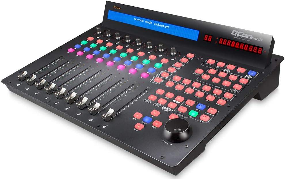 Popularity Icon 55% OFF Pro Audio DAW Controller QCon Unit QCONPROG2 G2 Main