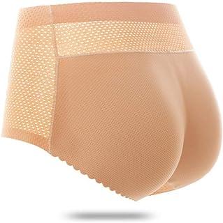 Lady Middle Waist Sexy Padding Panties Bum Padded Butt Lifter Enhancer Hip Push Up Panties Underwear Seamless Panties Butt...