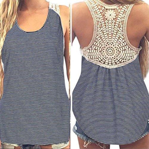 MRULIC Damen Sommer Kurzarm T-Shirt V-Ausschnitt mit Schnürung Vorne Oberteil Tops Bluse Shirt (M, Z-Navy)