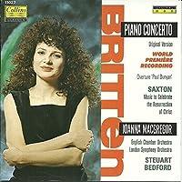 Britten;Piano Concerto