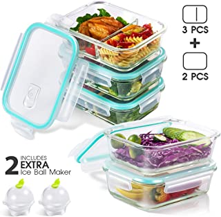 5 lb food storage containers