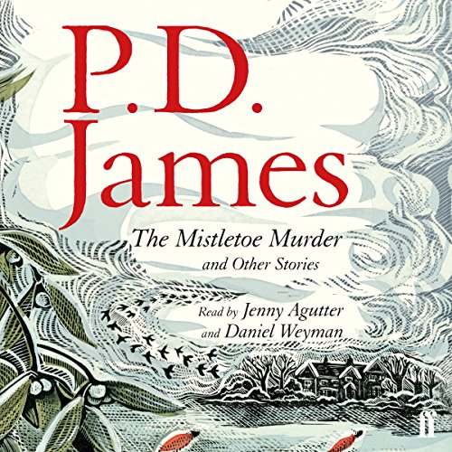The Mistletoe Murder and Other Stories cover art