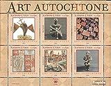 Prophila Collection Naciones Unidas - Ginebra Michel.-No..: Bloque 19 (Completa.edición.) 2004 El Arte indígena (Sellos para los coleccionistas) esculturas