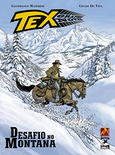Tex Graphic Novel. Desafio no Montana - Volume 4