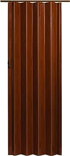 LTL Home Products OK3680CHL Oakmont Interior Accordion Folding Door, 36