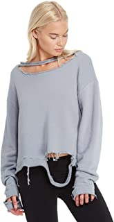 Women's Blaise Ls Choker Neck Pullover