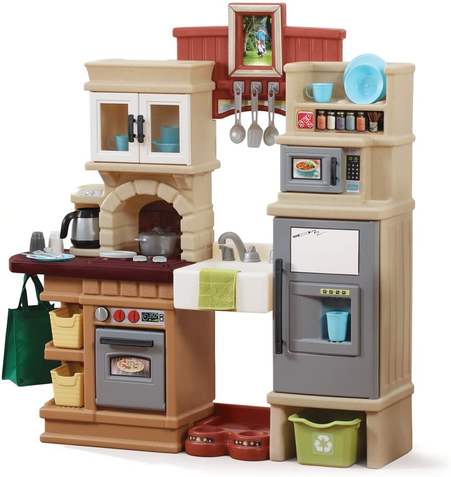 Step2 Heart Max 77% OFF Of The Max 72% OFF Playset Kitchen Home