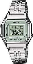 Casio Collection Damen Retro Armbanduhr LA680WEA