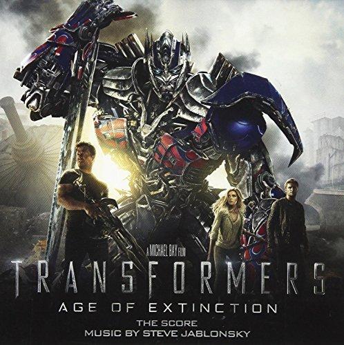Transformers - Age of Extinction (OST) by Steve Jablonsky