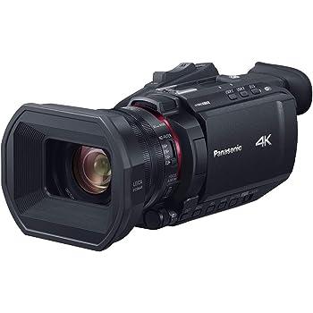 パナソニック 4K ビデオカメラ X1500 SDダブルスロット 光学24倍ズーム ブラック HC-X1500-K