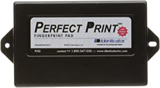 Identicator Perfect Print Rectangular Ink Pad, 3 X 4.25 -Inch