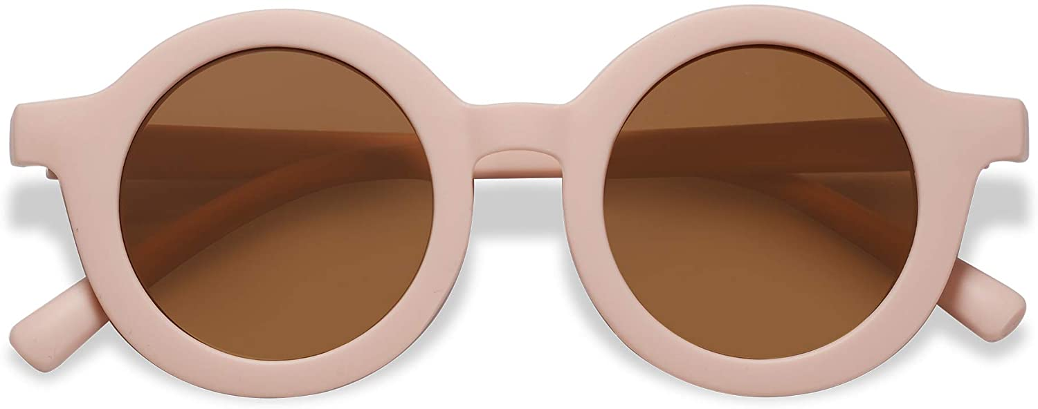 SOJOS Cute Outstanding Round Polarized Sunglasses Kids Our shop OFFers the best service for Boys UV400 Girls
