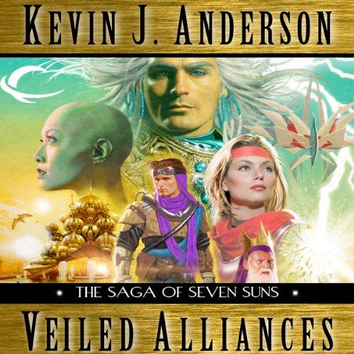 Veiled Alliances audiobook cover art