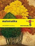 Matematika. Lehen Hezkuntza 5. Bizigarri - Pack de 3 libros