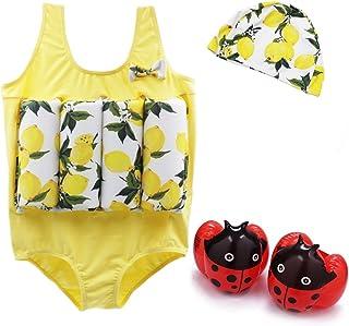 Vestito Galleggiante per Bambini e Ragazzi Adatto per 2-12 Anni Always beautiful Costume da Bagno di galleggiamento Magico Regolabile