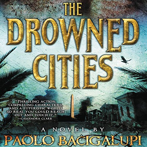 The Drowned Cities cover art