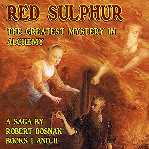 Red Sulphur audiobook cover art