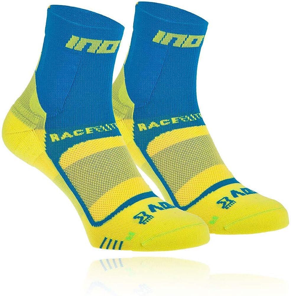 2 Pack Inov8 Race Elite Pro Red Running Socks
