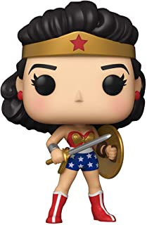 Funko Pop! Heroes: Wonder Woman 80th - Wonder Woman (Edad Dorada)