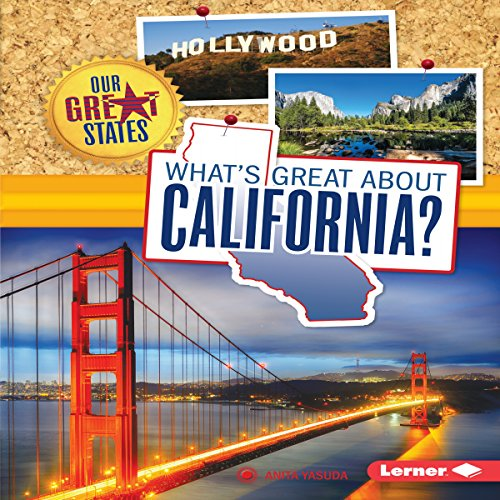 What's Great About California? copertina