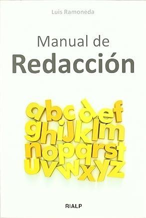 Manual de redacción (Manuales Universitarios)