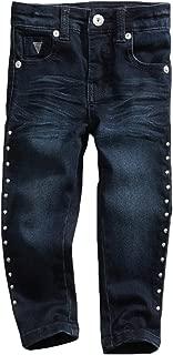 Kids - Girls Studded Skinny Jeans Denim