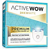 Active Wow 24K White Teeth Whitening (Premium Kit)