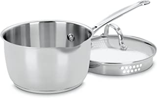 Cuisinart 719-18P Chef's Classic Stainless 2-Quart Saucepan with Cover