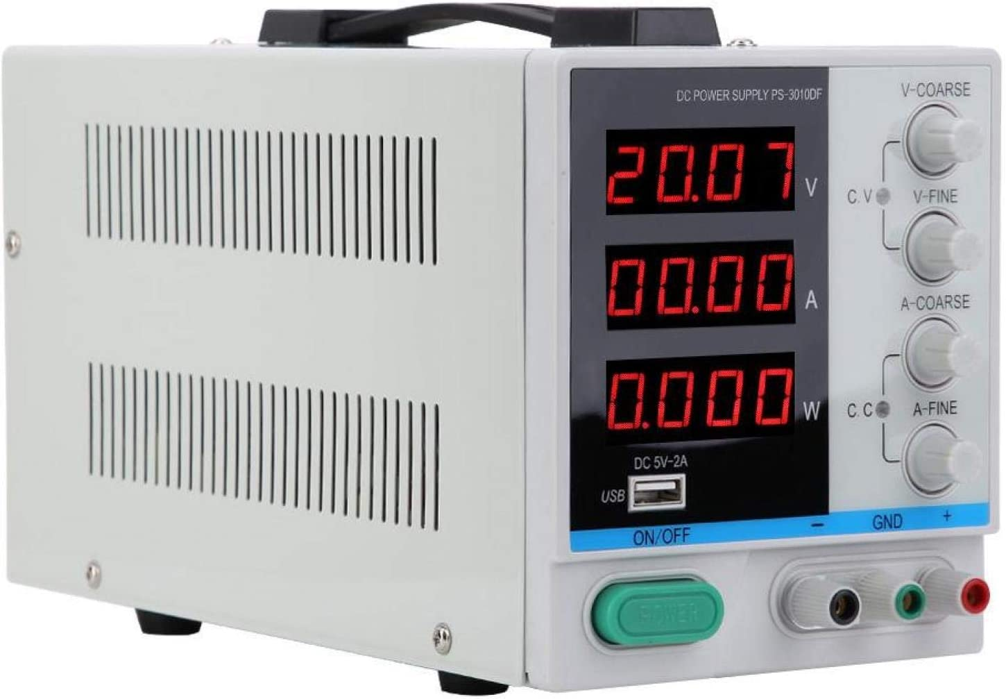 PS‑3010DF Small Size Regulated Sales of SALE items from new works Soldering Power DC Supply 30