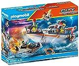 Playmobil Motovedetta Della Guardia Costiera