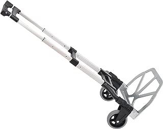 Carro Plataforma de Transporte Carretilla Plegable Carretilla de Mano hasta 70 kg