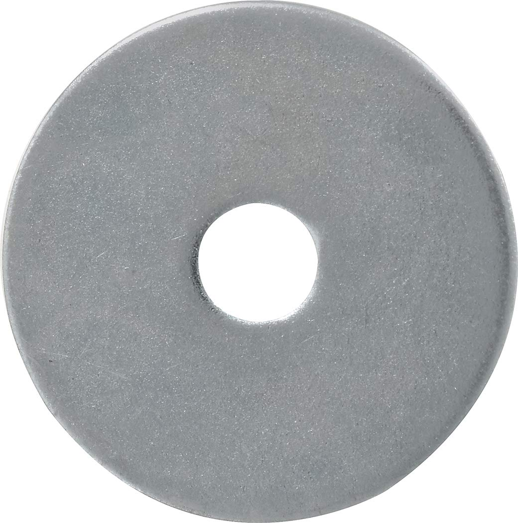 6-Pack 2.93 by 1.12 by .093-Inch The Hillman Group 59584 Nylon Specialty Washer