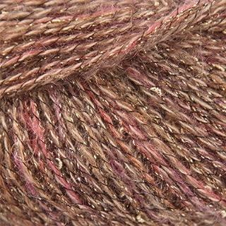 Filatura Di Crosa Fancy Gioiello Color 48 Rose/Tan/Gold