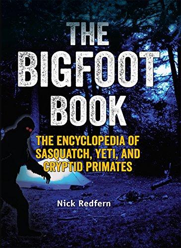 Best bigfoot books