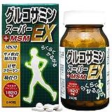 ユウキ製薬 グルコサミンスーパーEX+MSM(240粒)