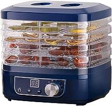 L.TSA Déshydrateur Alimentaire 5 Plateaux sans BPA, réglage de la température 35~70 ℃, Max 10h, Machine à déshydrateur pou...