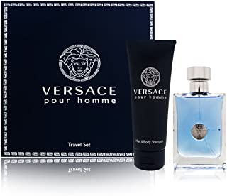 Versace Pour Homme Men Gift Set (Pack of 2)