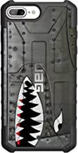 """Limited Edition- Customized Designs by Ego Tactical Over a UAG Urban Armor Gear Case for Apple iPhone 8 Plus/7 PLUS/6s Plus/ 6 Plus (Larger 5.5"""")- A10 Warthog Warhawk"""