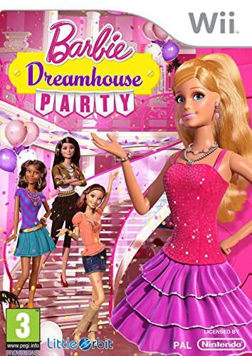 Nintendo Wii - Barbie Dreamhouse Party (1 GAMES)