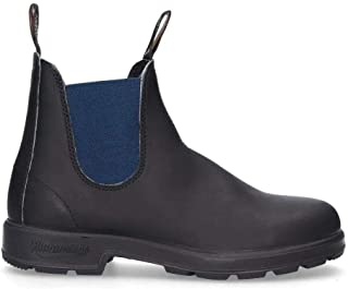 Luxury Fashion | Blundstone Men BCCAL04481917888 Black Leather Ankle Boots | Autumn-winter 19