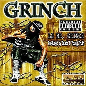 LG DA Grinch