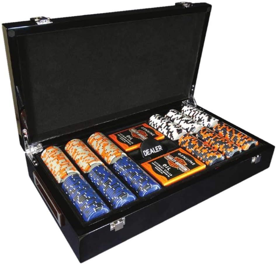 Harley-Davidson Trade Long-awaited Mark Translated Bar Shield Poker Professional Game