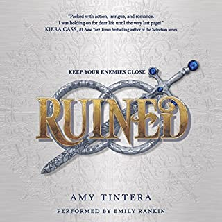 Ruined                   By:                                                                                                                                 Amy Tintera                               Narrated by:                                                                                                                                 Emily Rankin                      Length: 9 hrs and 42 mins     261 ratings     Overall 4.4