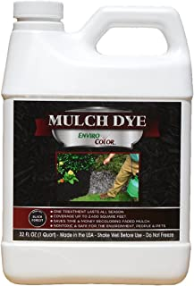 EnviroColor BF0032 851612002018 2,400 Sq. Ft. Black Forest Mulch Color Concentrate, 2400 Square Feet,