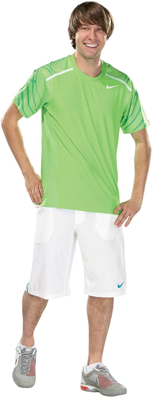 Nike Men's RAFA Finals Tennis Shorts, White