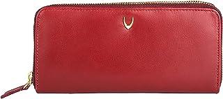 Hidesign Brown Leather For Women - Zip Around Wallets