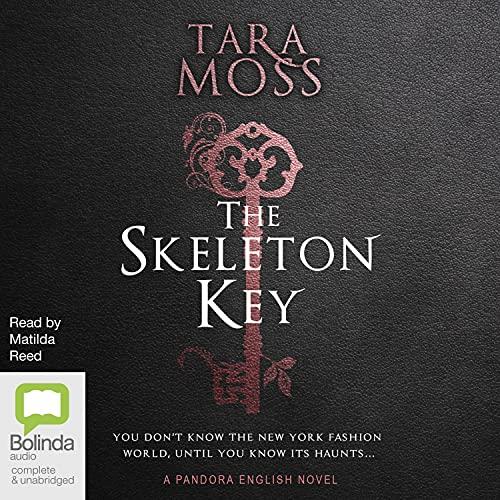 The Skeleton Key Audiobook By Tara Moss cover art