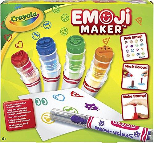 Crayola – Laboratorio de rotuladores, cód. 74–7210 , color/modelo surtido